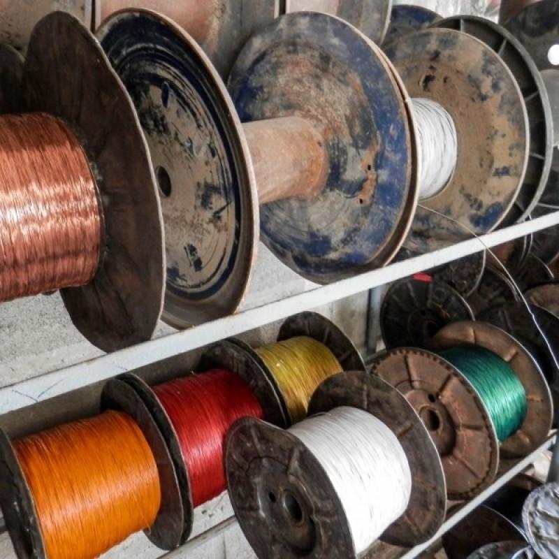 Fábrica de cables especiales
