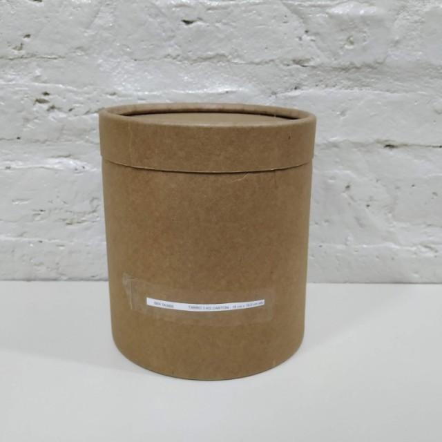 TARRO 3 KG CARTON - 15 cm x 16,5 cm alto