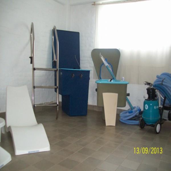 Accesorios para piscina hogar muebles y jardin for Muebles casa y jardin