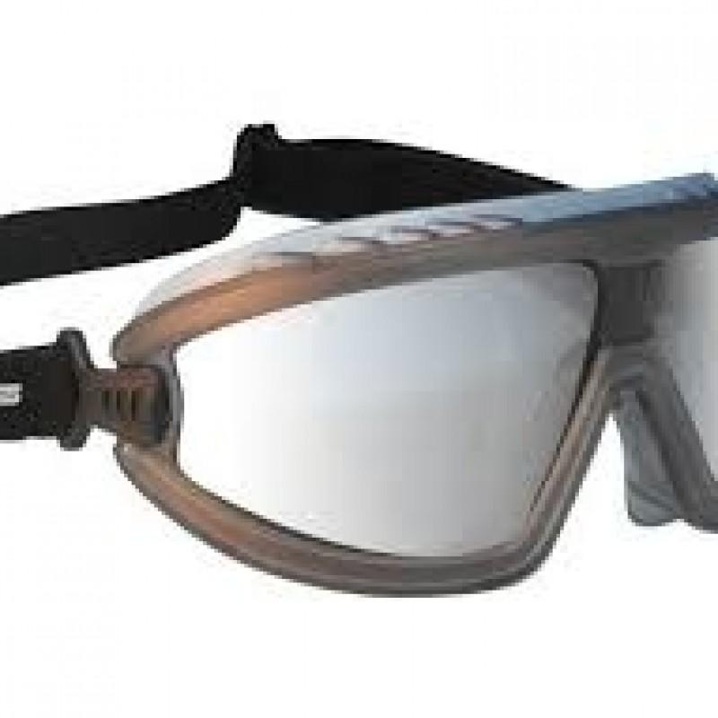 antiparra libus flex transparente y gris fume