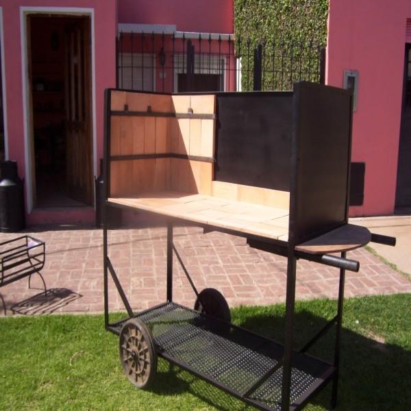 Asadores modelos a pedido accesorio para asar portal de for Casa hogar jardin