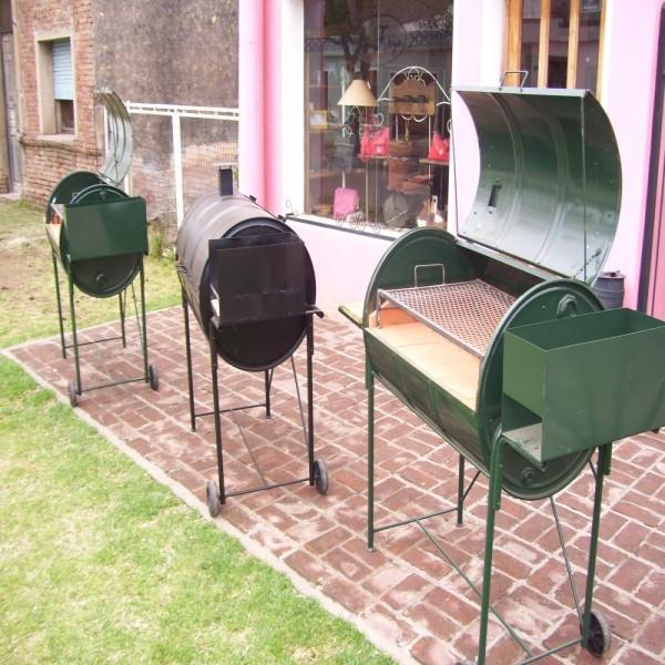 Asadores modelos a pedido accesorio para asar portal de for Accesorios jardin