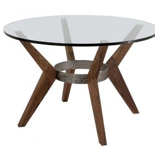 Mesas de vidrio para comedor fabulous mesas para - Vidrios para mesas de comedor ...