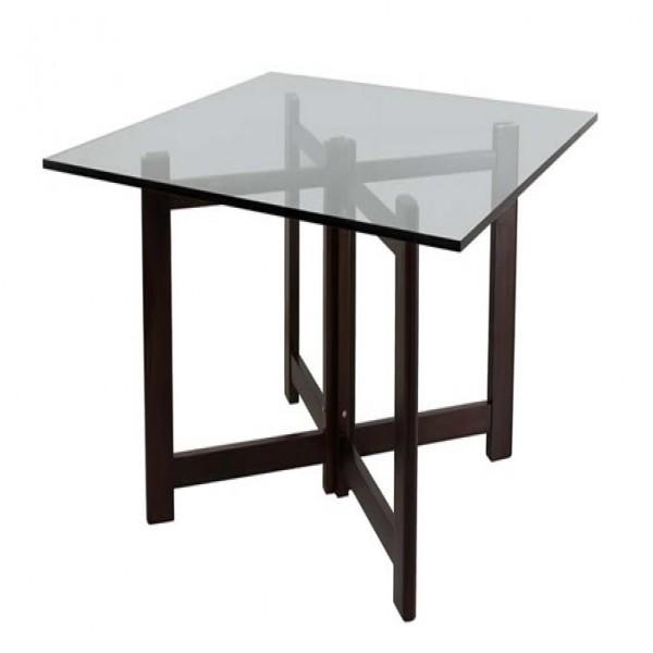 Base para mesa de comedor picazza para vidrio cuadrado - Bases para mesas de vidrio comedor ...