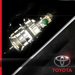 Caja Toyota Hi Lux 2.8 4X2 / 4X4 1993 / 2004