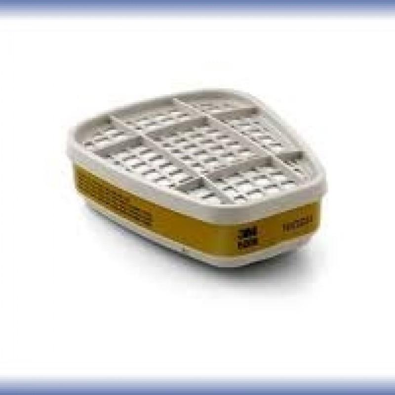 cartucho filtrante 3m 6006