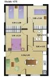 MODELO 1075, Casur Viviendas | Casa Central, venado tuerto