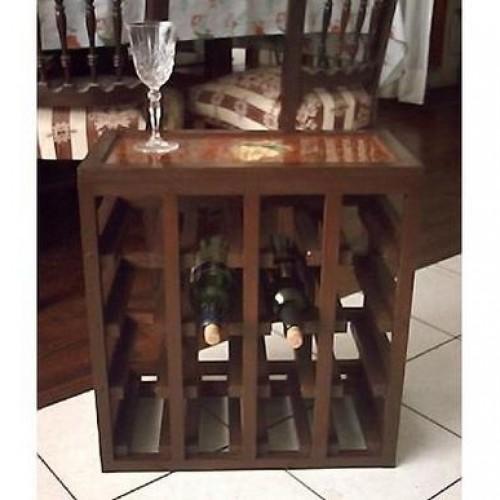 Muebles de vinos muebles de vinos muebles para conservar el vino revista mobiliario de muebles - Cavas de vino para casa ...