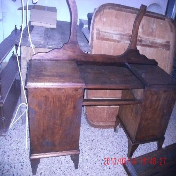 Comoda con encastre para espejo muebles antiguos portal - Compra muebles antiguos ...
