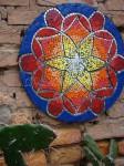 MANDALAS, De mil Amores -Arte en mosaico, VENADO TUERTO