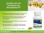 OMEGA 3  HERBALIFELINE, Distribuidor Independiente Herbalife, ARIAS