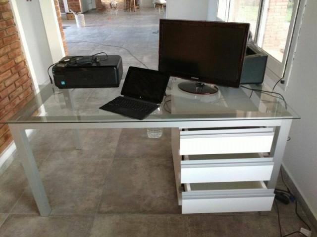 Oficina amoblarte fabrica de muebles uruguay 1401 for Escritorios uruguay
