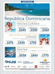 REPUBLICA DOMINICANA, GUILLERMO A. DUNNE. EMPRESA DE VIAJES Y TURISMO , venado tuerto