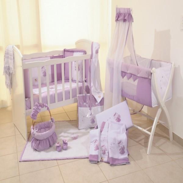 Decoracion de alcobas de bebes cunas para bebes - Cunas y accesorios para bebes ...
