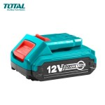 Cargador de Bateria 12 V TOTAL TCLI12081-4, INDUMAC Buloneria Ferreteria, venado tuerto