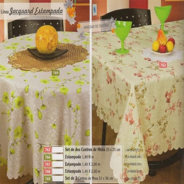 Linea jacquard estampada hogar muebles y jardin for Muebles y decoracion para el hogar
