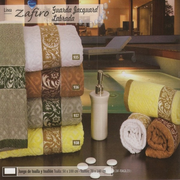 Linea zafiro guarda jacquard labrada hogar muebles y for Guarda herramientas para jardin