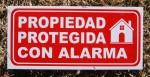 PROPIEDAD PROTEGIDA CON ALARMA, MATAFUEGOS AVENIDA, venado tuerto