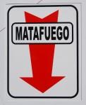 MATAFUEGO, MATAFUEGOS AVENIDA, venado tuerto