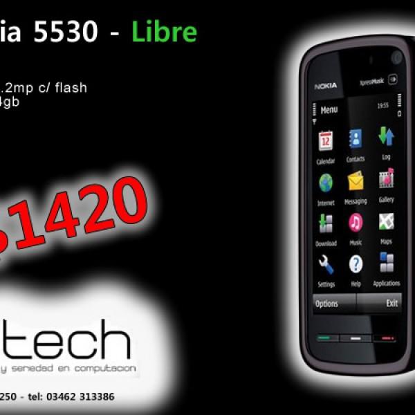 NOKIA 5530 - LIBRE