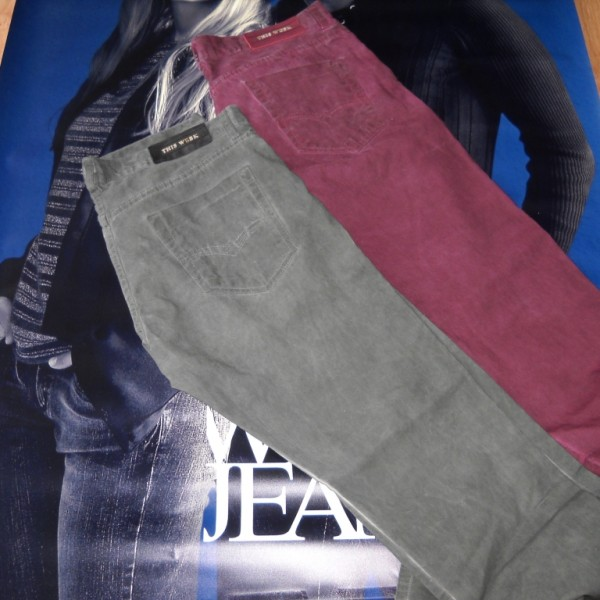 PANTALON COLOR THIS WEEK JEANS