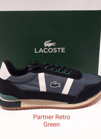 Partner Retro Green