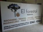 CARTEL EL FORESTAL, Pop Art - Cartelería y Rotulación, venado tuerto