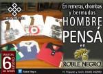 CHOMBAS Y REMERAS CRUZGAUCHA, Roble Negro, Venado Tuerto