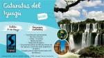 VIVI CATARATAS DEL IGUAZU,  Soma Travel, venado tuerto