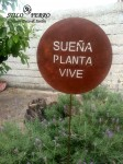 PINCHO OXIDO SUENA PLANTA VIVE, STILO FERRO Muebles Deco y Jardin, venado tuerto