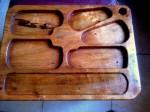 TABLAS  PARA PICADA, Tablas y Artesanias de madera, venado tuerto