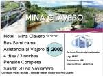 CONOCIENDO MINA CLAVERO, Turismo Rincon de Los Abuelos, venado tuerto