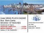 MAR DE AJO VIP, Turismo Rincon de Los Abuelos, venado tuerto