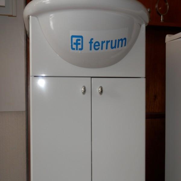 Accesorios De Baño Ferrum: BANO