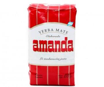 yerba mate amanda 1kg en Venado Tuerto
