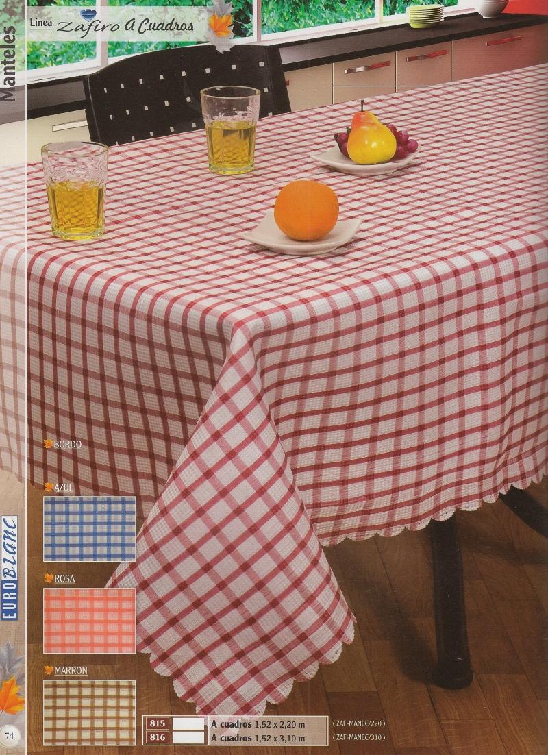 Linea zafiro a cuadros hogar muebles y jardin decoracion for Muebles y decoracion para el hogar